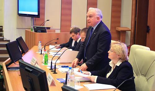 Председатель Комитета Госдумы по науке и наукоемким технологиям Валерий Черешнев