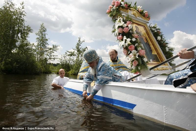 Владыка Арсений. Фото: Владимир Ходаков