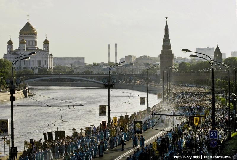День славянской письменности и культуры. Фото: Владимир Ходаков