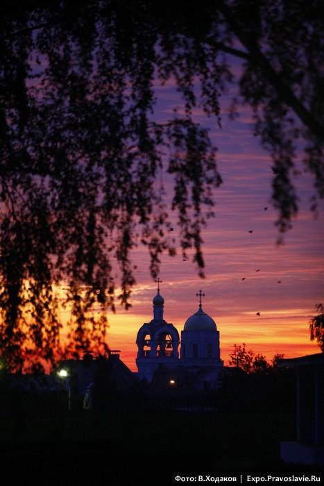Закат. Фото: Владимир Ходаков