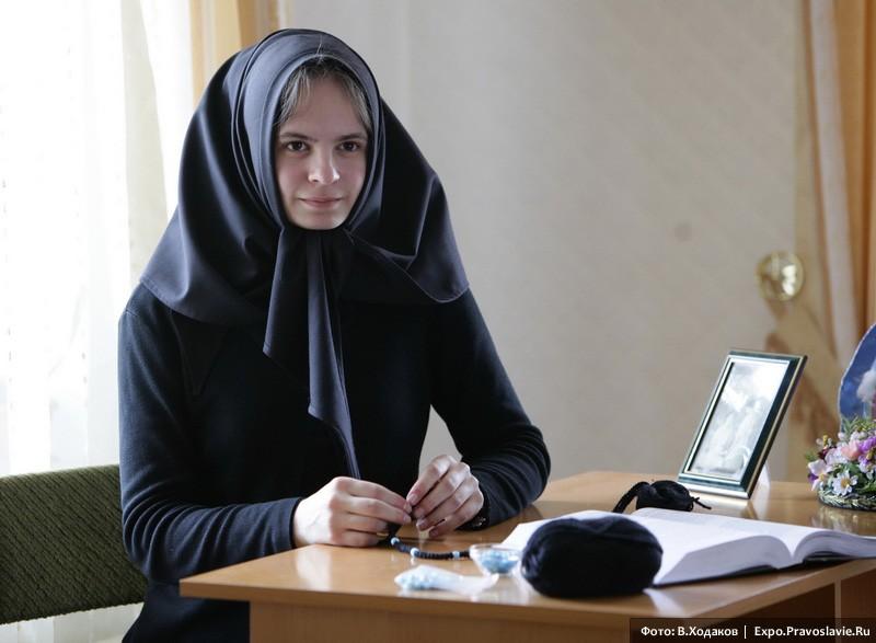 Послушница. Фото: Владимир Ходаков