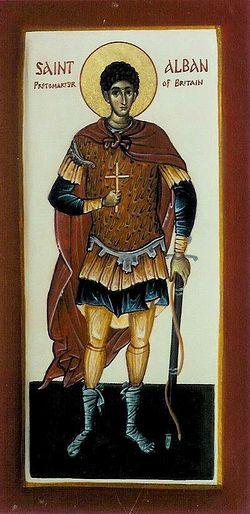 Св. мученик Альбан