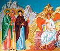 Слово в Неделю святых жен-мироносиц