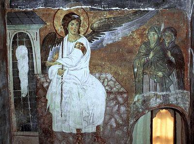 Homily on the Sunday of the Myrrh Bearing Women. On Spiritual Deadness