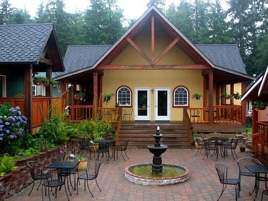 All-Merciful Saviour Monastery - Vashon Island, Washington.
