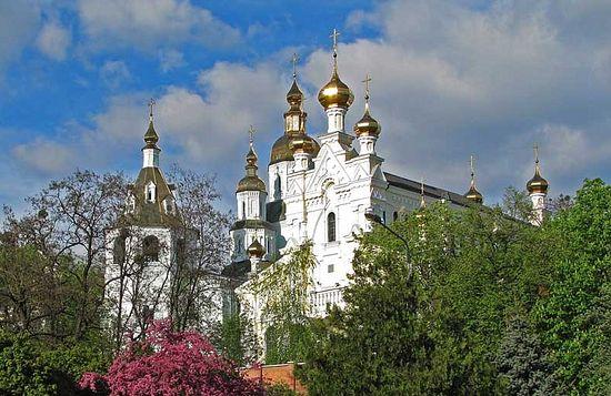СВято-Покровский мужской монастырь, Харьков