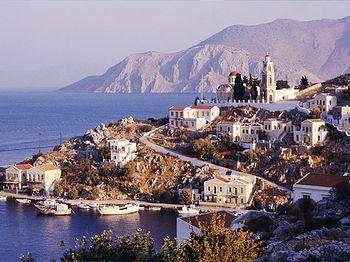 Город Фивы в Греции, где покятся мощи святителя