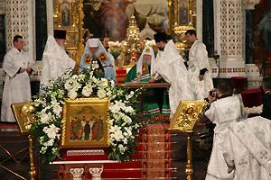 17 мая 2007 г., подписание Акта о каноническом общении