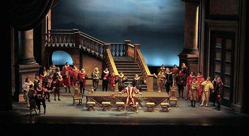 Опера Джузеппе Верди «Риголетто»