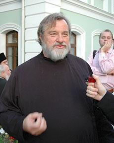 Протодиакон Виктор Лохматов