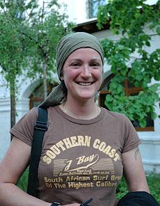 Татьяна Штурм из Германии