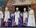 В США торжества по случаю 5-летия воссоединения Русской Церкви начались с совершения панихиды по Патриарху Алексию II и митрополиту Лавру