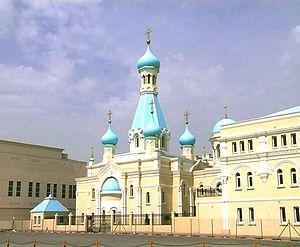 Храм апостола Филиппа в Шардже