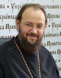 Archbishop Antony of Borispol.