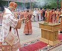 Патриарх Кирилл: за нашими спинами – жертва тысяч и тысяч мучеников