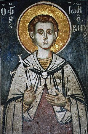 Преподобный Иоанн Валах