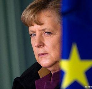 Злой гений Греции Ангела Меркель