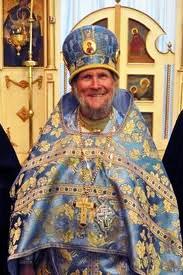 Archpriest Alexey Okhotin, Rector of the Annunciation Church, New York.
