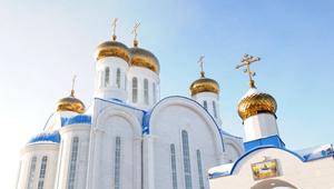 Успенский кафедральный собор Астаны