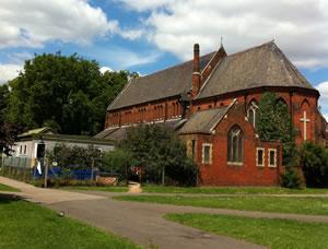 St. Alban's Church, Chiswick.