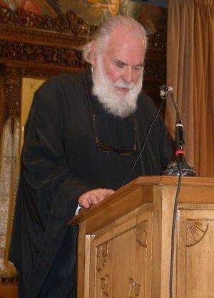 Отец Георгий (Металлинос) – один из самых авторитетных современных греческих богословов