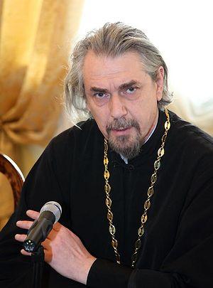 Протоиерей Владимир Вигилянский. Фото: Патриархия.Ru