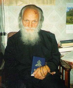Схиеромонах Сергий (Соломка)