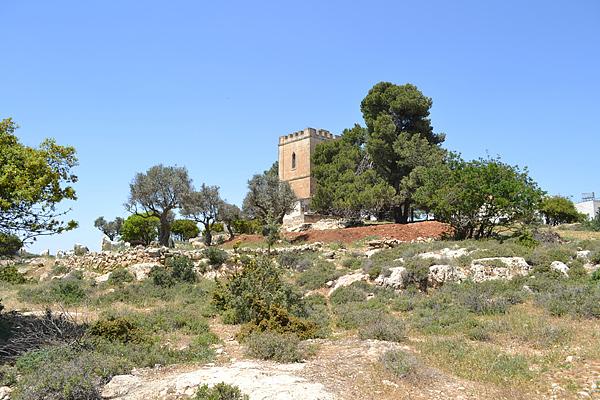 Башня, служившая жилищем архимандриту Антонину
