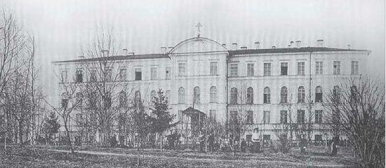Петрозаводск. Олонецкая духовная семинария
