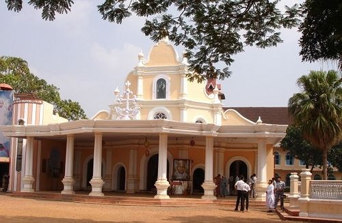 Сиро-малабарская церковь святого Иосифа