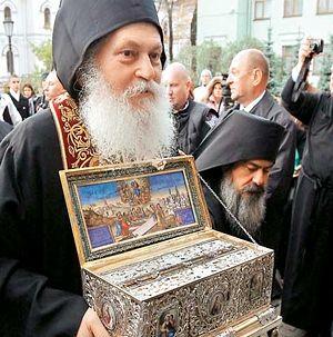 Игумен монастыря Ватопед Ефрем