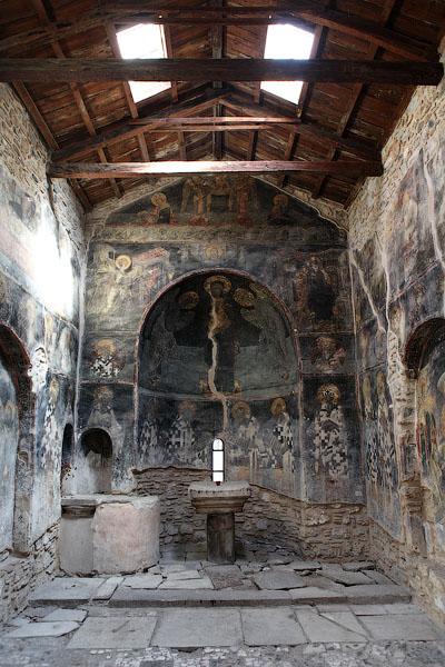 Древний храм в г. Верия
