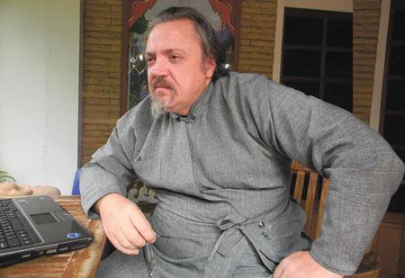 Архимандрит Олег (Черепанин). Фото: М. Баранова / АиФ