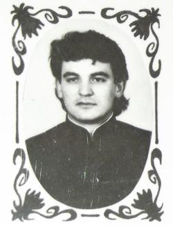 Лука Новакович, 1987 год (год окончания Московской духовной академии)