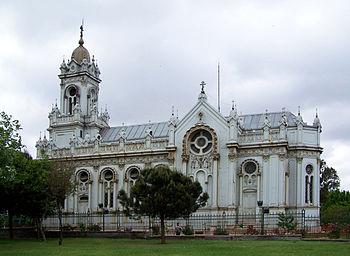Православный храм в честь Первомученика Стефана, принадлежащий болгарской общине Стамбула
