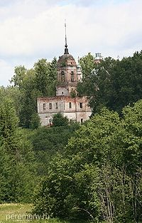 The Monastery of St. Sergius of Nurma today. Photo: Peremeny.ru.