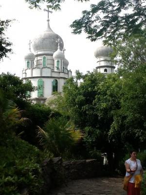 The monastery chuch.