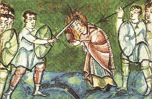 Мученичество святителя Бонифация