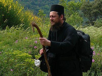 Афонские истории отца Савватия