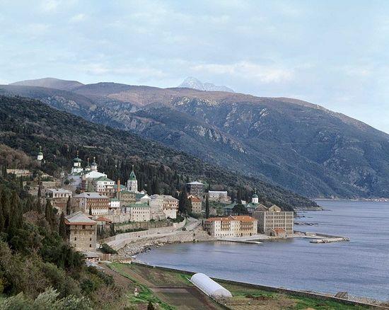 St. Panteleimon's Monastery. Photo: Hieromonk Savvaty (Sevostyanov)