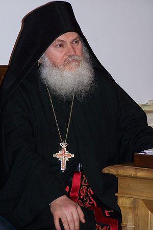 Архимандрит Ефрем Ватопедский
