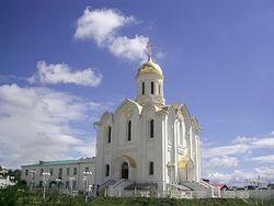 Свято-Троицкий храм в Улан-Баторе - единственный православный храм на всю страну