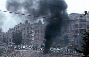 Алеппо, 14 апреля 2012 г. Фото SANA