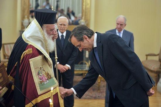 Photograph: Louisa Gouliamaki/AFP