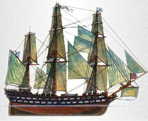 Линейный корабль Святой Павел