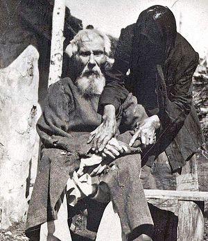 Толстогузов П. Я. — участник Бородинского сражения, доживший до празднования 100-летия этой битвы