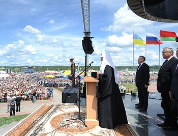 Фото: К. Новотарский/Пресс-служба Патриарха Московского и всея Руси