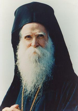 Митрополит Никопольский и Превезский Мелетий