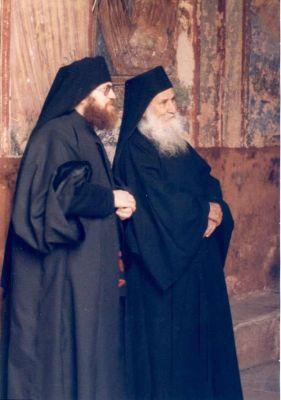 Воскресенье Сыропустной Седмицы в марте 1990 года. В этот день отец Ефрем стал игуменом Ватопеда