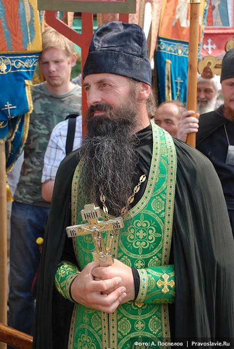 Игумен Иоанн (Титов), наместник Борисоглебского монастыря. Фото: Антон Поспелов / Православие.Ru